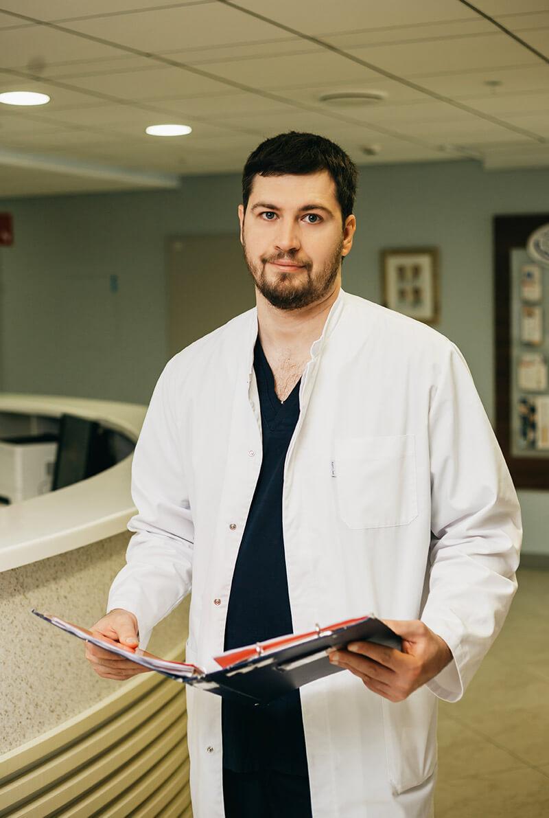 Барченко Борис Юрьевич - врач вертебролог, нейрохирург