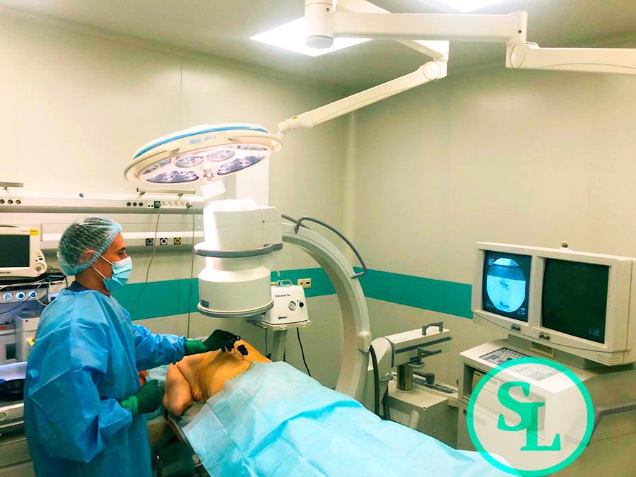 Вертебропластика операция двух позвонков