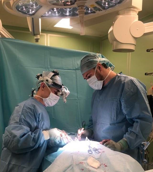 Операция при перелома L3 позвонка на фоне MTS