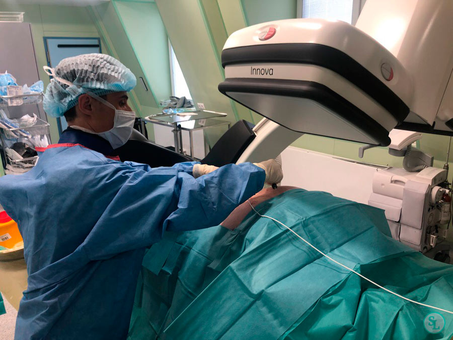 Хирургическое лечение дегенеративного стеноза позвоночного канала