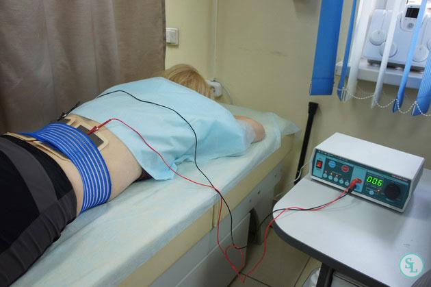 Магнитотерапия при грыже диска